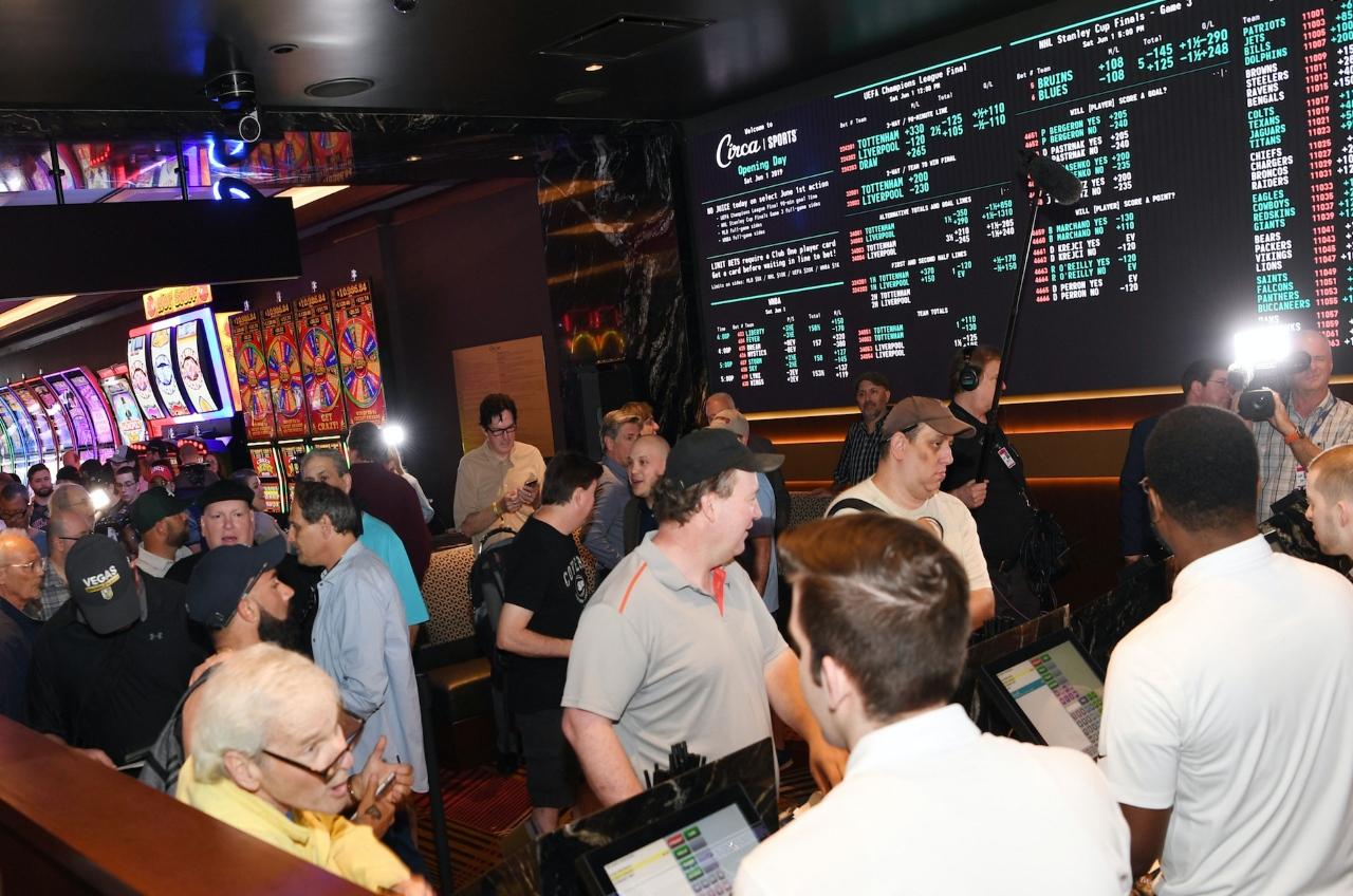 Circa Sports betting Colorado
