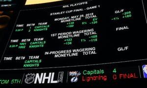 Colorado legal sports betting
