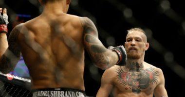 UFC 264 McGregor vs Poirier 3