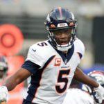 Broncos Jaguars Week 2 odd