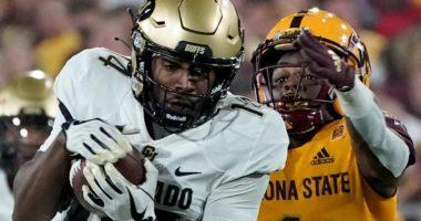 USC Colorado football odds