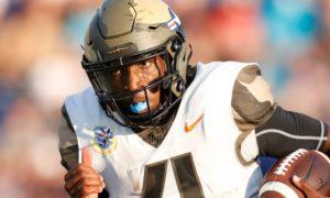 Utah State Air Force football betting odds