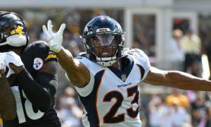 Raiders Broncos NFL betting odds